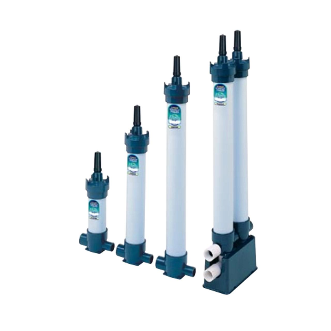Modulos esterilizadores UV Serie QL Lifeguard Aquatics 15 a 25 watts