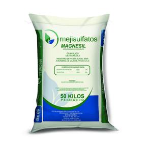 Magnesil liberador de Magnesio y Sílice de lenta liberación Mejisulfatos