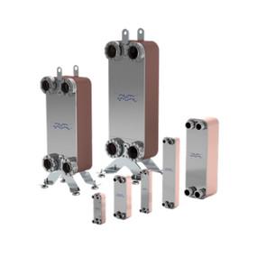 Intercambiador de calor de placas soldadas CBAQ Alfa Laval