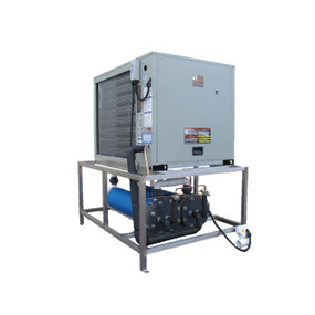 Enfriadores de agua chillers enfriados por aire de Multi Temp de Aqua Logic [7.5 a 10 HP]