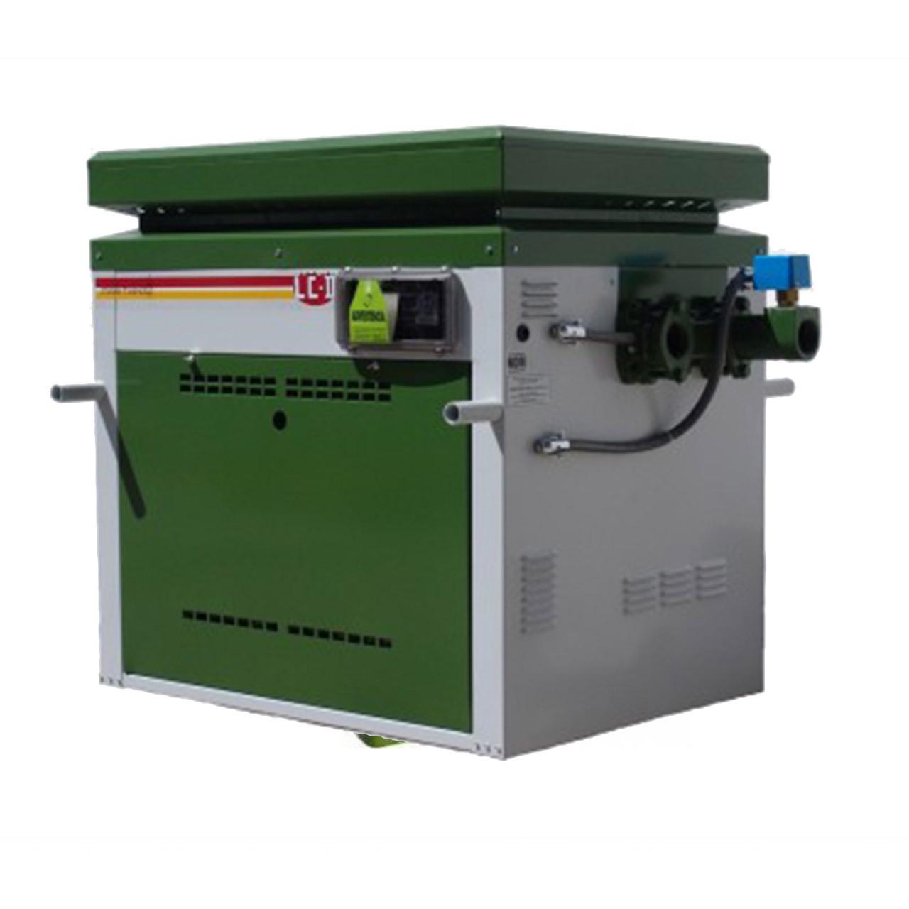 Calentador de agua para servicios generales con inductor de tiro LC II MassTerCal
