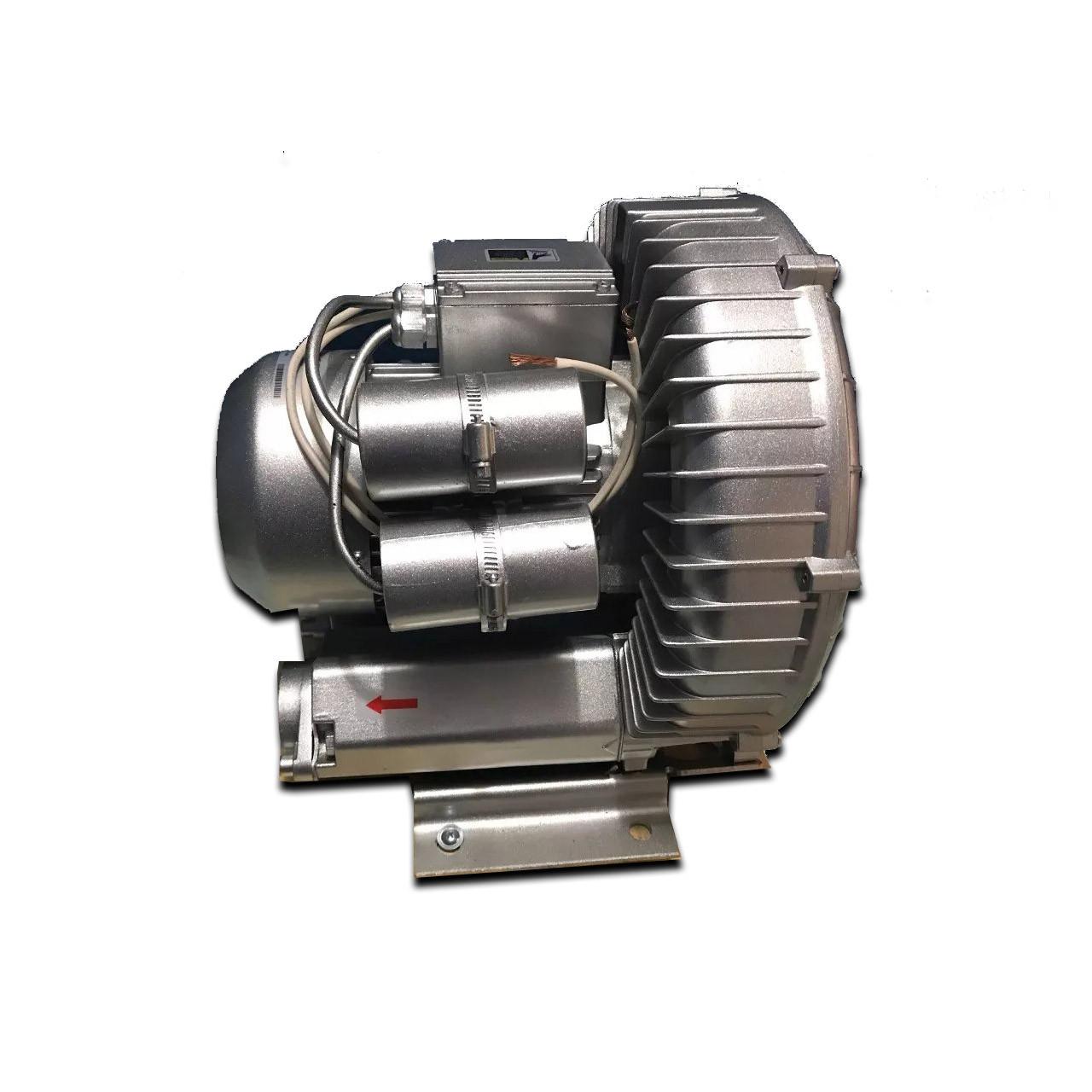 Blower aireador industrial regenerativo 10 HP Nanrong