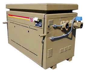 calentador caldera de agua MassterCal para acuicultura
