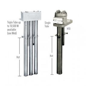 Calentador de Acero Inoxidable de 1000 W