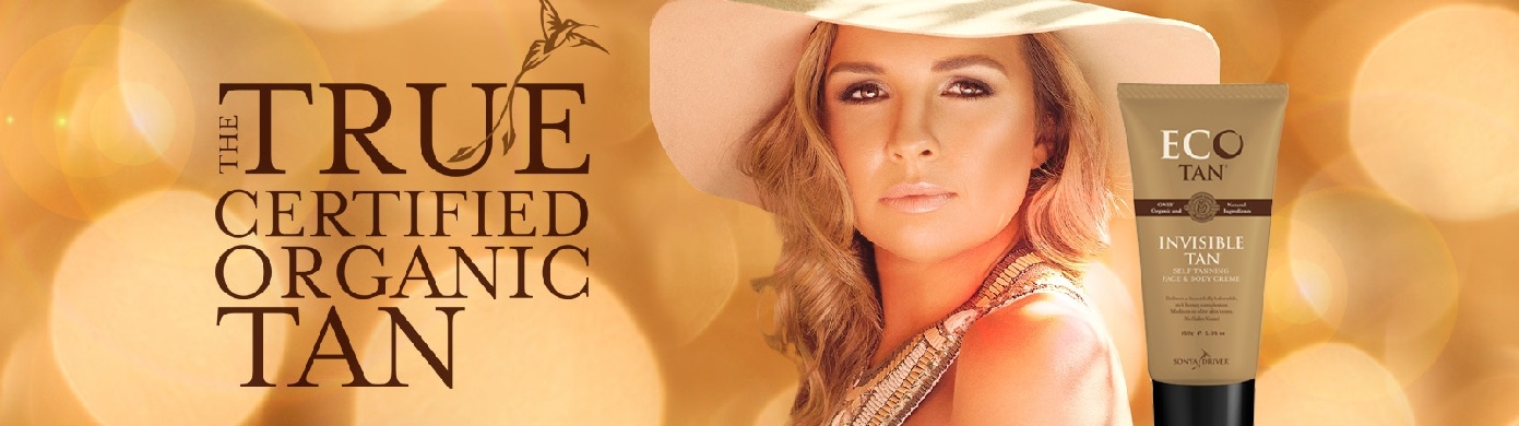 Eco Tan Certified Organic Tanning Products