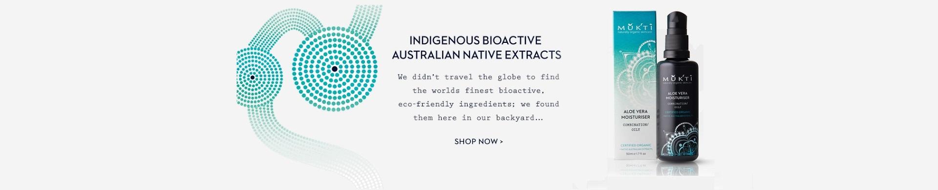 Mukti Botanicals Organic Skincare