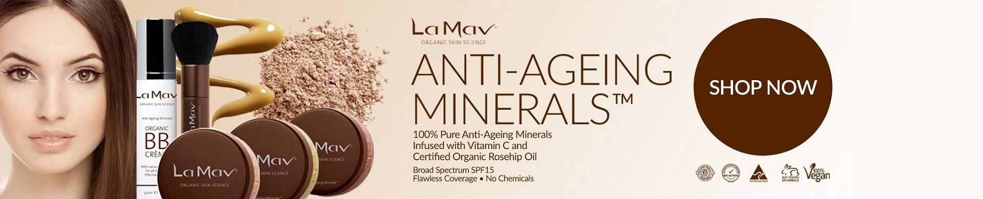 La Mav Anti-Ageing Minerals