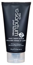 Sanctum Men's Face & Body Scrub
