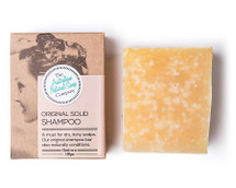 Australian Natural Soap Company Original Solid Shampoo - with box