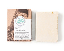 Australian Natural Soap Company Salt Cleanser - with box