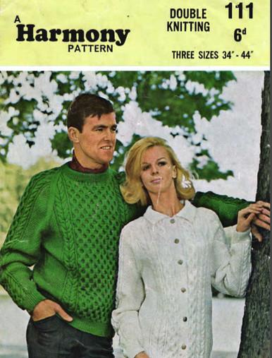 Vintage Unisex Sweater and Jacket