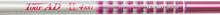 """GRAPHITE DESIGN TOUR AD SL-II 5 SR (Stiff/Regular) FLEX .335"""" TIP PINK GRAPHITE DRIVER SHAFT"""