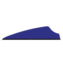 "36 Q2i Fusion X-II Royal Blue 1.75"" Target Arrow Vanes"