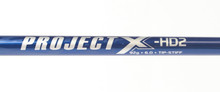"ONE (1) BRAND NEW PROJECT X HD2 TOUR ISSUE .370"" TIP 6.0 FLEX GRAPHITE HYBRID SHAFT"