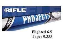 """#3 PROJECT X 6.5 (Extra Stiff Flex) FLIGHTED .355"""" TAPER TIP IRON SHAFT"""