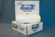 "BAG DRAW 15G KITCHEN XL CPR015(100) (WHITE)28""X30""(I-DEAL)2X50ROLL"