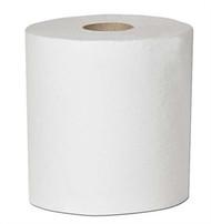 WHITE HARD ROLL TOWEL 350' X 12 ROLLS PER CASE