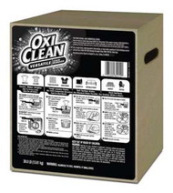CLEANER OXICLEAN STAIN POWDER-CHLORINE FREE/COLOR SAFE  30LB
