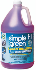 CARPET CLEANER SIMPLE GREEN-SEAL CLEAN BUILDING SYSTEM 1 GALLON =22GL