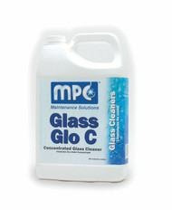 GLASS CLEANER GLO C CONCENTRATED 4X1 GALLON