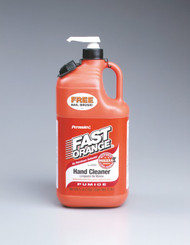 HAND SOAP CLEANER FAST ORANGE WITH PUMICE 4/1 GALLON W/ SMOOTH PUMP