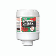 HAND CLEANER TURBO CHERRY GENT-L-KLEEN ADVANCED REFILL 4000ML X 4 PK