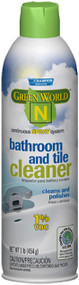 CLEANR BATHROOM GREENWORLD'N'CH5911 GREEN WORLD 'N' 1%VOCs 12CS 1#