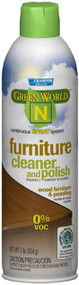 POLISH FURN GRENWORLD'N' CH5910 14Z GREEN WORLD 'N' 0%VOCs 12/CS