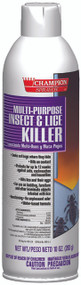 PEST INSECT AND LICE CH5106 10 OZ. NON-STAIN WATER BASED 12/CS