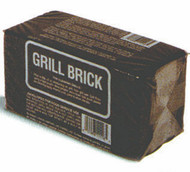 "GRILL BRICK GRIDDLE CLEANER  8""X 4""X 3.5"" X 12 PER CASE"