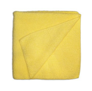 "Yellow Terry Microfiber 14"" x 14"", 16"" x 16"""