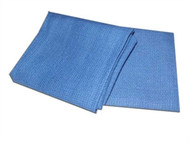 NEW BLUE HUCK TOWEL 55 LB. BALE