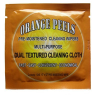 "ORANGE PEELS FOIL PACK 10 "" X 12 250 FOIL PACKS PER CASE"""