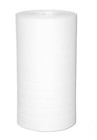 "Scrim Wipers 4-ply white 9.75"" x 1500'"