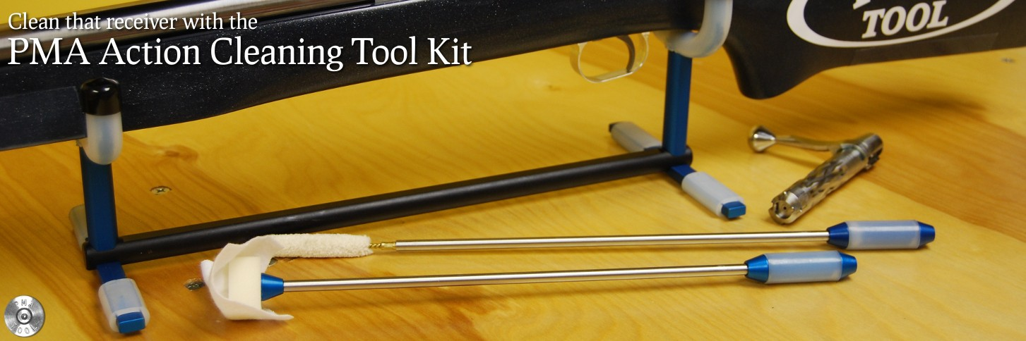 PMA Action Cleaning Tool Kit