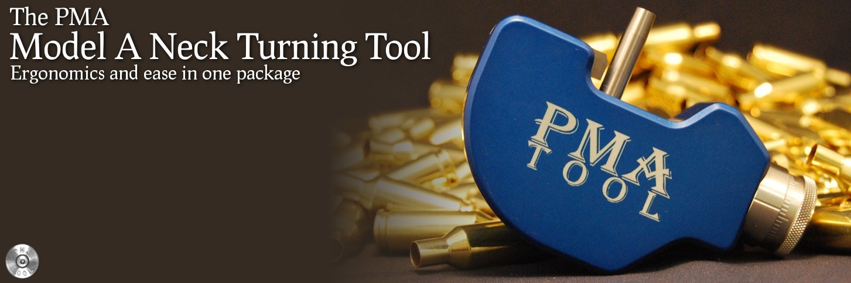 The PMA Model A Neck Turning Tool