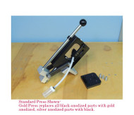 Lenzi Big Cartridge Reloading Press (Gold)