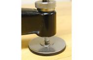 Benchrite 3 inch Railgun Stabilfeet