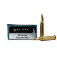 Federal Power-Shok .223 Rem 55gr SP