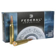 Federal Power-Shok 7mm Remington Magnum 175gr SP