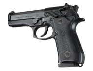 Hogue Beretta 92/96 series Rubber Grip Panels Black