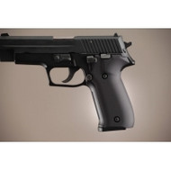 Hogue Sig Sauer P226 Grip, Aluminum, Matte Black
