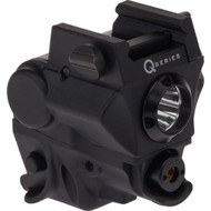 iProtec Q-Series Subcompact Pistol Green Laser Sight and LED Light Combo