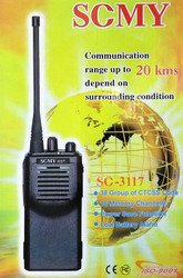 SCMY 3117 Two Way Radio