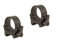 Leupold QRW Quick-Release Weaver-Style Rings 30mm Low Matte