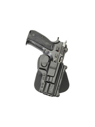 Fobus CZ75 Paddle Holster
