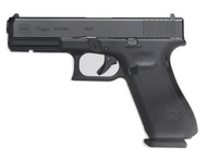 Glock 17 Gen5 Mini Fat-Head Wall Sticker