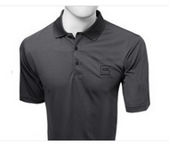 Glock Perfection Polo Grey Shirt