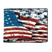 American Flag Men's Wallet