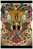 Hail by Tyler Bredeweg Tattoo Fine Art Print